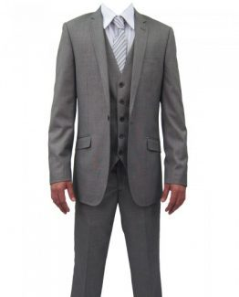 NX3 Charcoal Grey Three Piece Suit Suit Distributors Cork